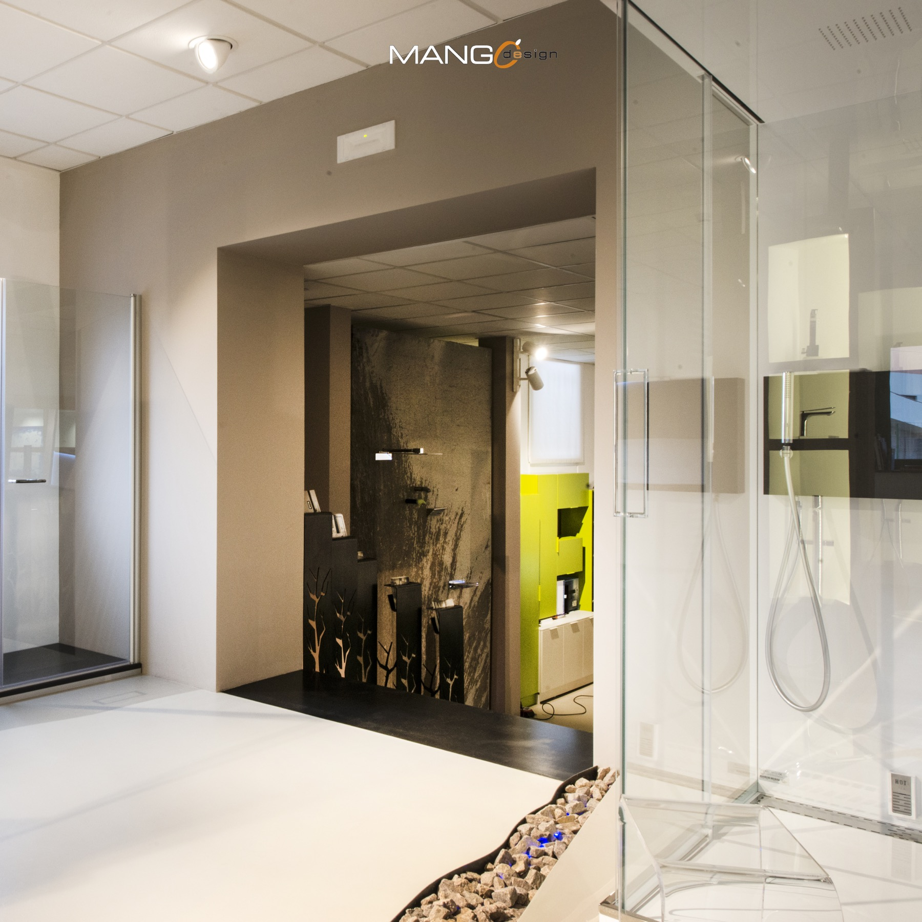 New Location And Showroom For Afis In Trento Mangodesign Studio Di